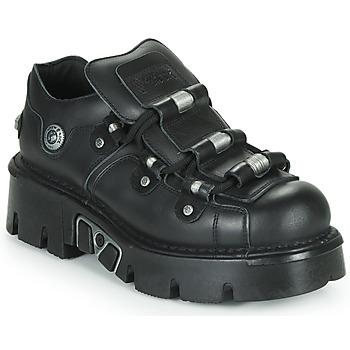 Shoes Derby Shoes New Rock M-233-C3 Black