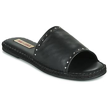 Shoes Women Mules Pare Gabia ROPLINE Black
