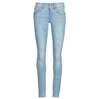 Clothing Women Skinny jeans G-Star Raw Lynn Mid Skinny Wmn NEW Lt / Aged