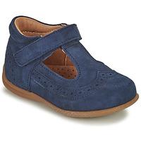 Shoes Girl Flat shoes Bisgaard RAE Marine