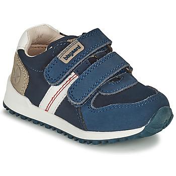 Shoes Boy Low top trainers Bisgaard STEVIE Marine