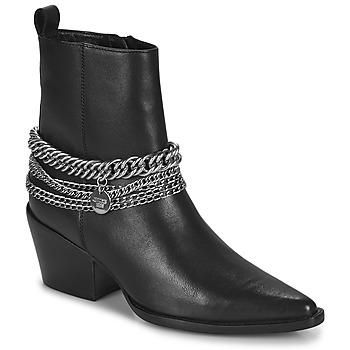Shoes Women High boots Bronx JUKESON Black