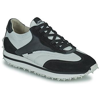 Shoes Women Low top trainers Bronx MA TRIXX Black / White