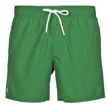 Clothing Men Trunks / Swim shorts Lacoste POTTA Green