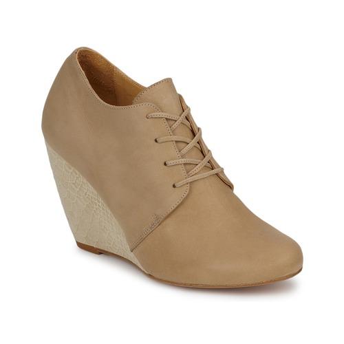 Shoes Women Shoe boots D.Co Copenhagen EMILY Cream
