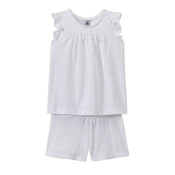 Clothing Girl Sleepsuits Petit Bateau FRIDGET Multicolour
