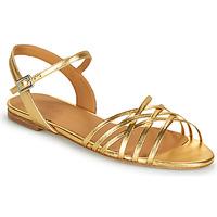 Shoes Women Sandals Emma Go SASKIA Gold