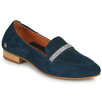 Shoes Women Loafers Mam'Zelle ZAVON Blue