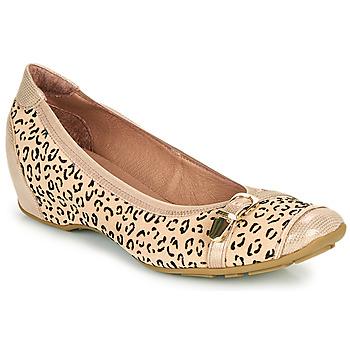 Shoes Women Flat shoes Mam'Zelle FABRI Beige