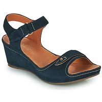 Shoes Women Sandals Mam'Zelle DARDA Blue