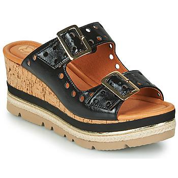 Shoes Women Mules Mam'Zelle PULSE Black