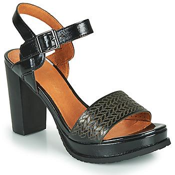 Shoes Women Sandals Mam'Zelle JOBA Black