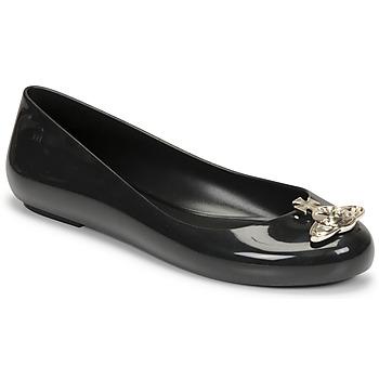 Shoes Women Flat shoes Melissa VIVIENNE WESTWOOD ANGLOMANIA - SWEET LOVE II Black