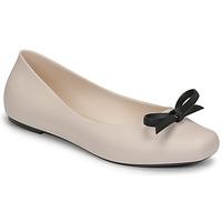 Shoes Women Flat shoes Melissa AURA - JASON WU AD Beige