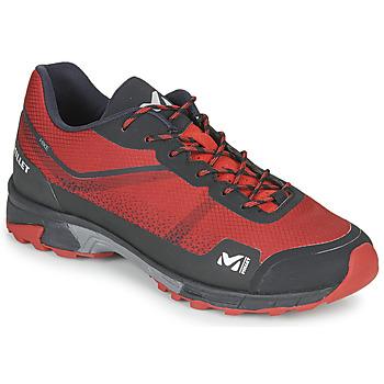 Shoes Men Walking shoes Millet HIKE Red