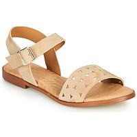 Shoes Women Sandals MTNG 51062 Beige