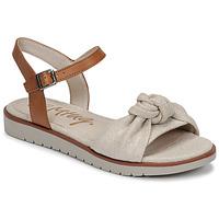 Shoes Women Sandals MTNG 50506 Beige
