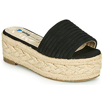 Shoes Women Mules MTNG 51118 Black