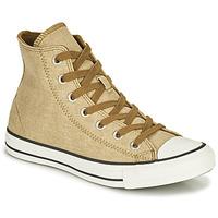 Shoes Hi top trainers Converse CHUCK TAYLOR HI Beige