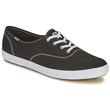 Shoes Women Low top trainers Keds CHAMPION  black