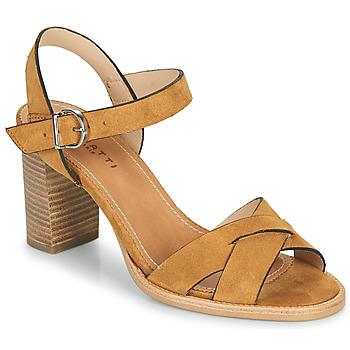 Shoes Women Sandals Muratti RAYMOND Whisky