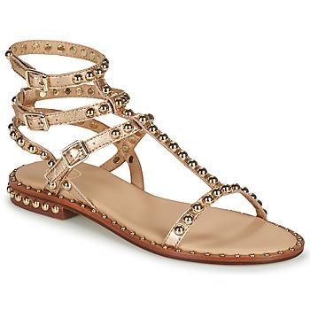 Shoes Women Sandals Ash PLAY Gold