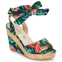 Shoes Women Sandals Les Petites Bombes BELA Multicolour