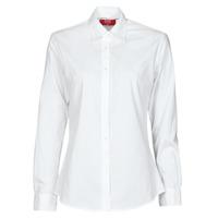 Clothing Women Shirts BOTD OWOMAN White