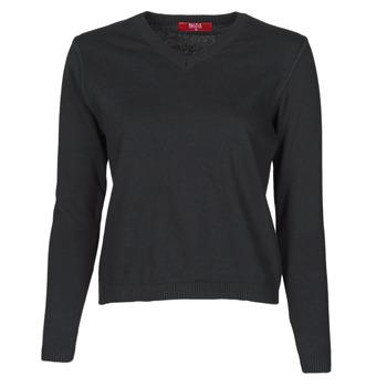 Clothing Women Jumpers BOTD OWOXOL Black