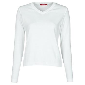 Clothing Women Jumpers BOTD OWOXOL White