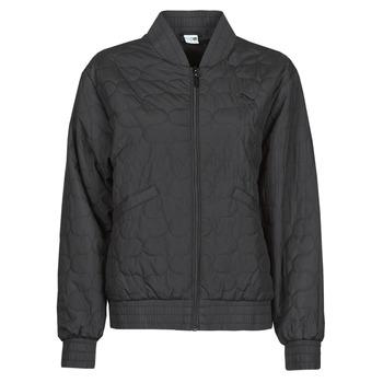 Clothing Women Jackets Puma W BOMBER Black