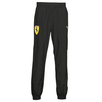 Clothing Men Tracksuit bottoms Puma STREET PANT Black