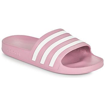 Shoes Women Sliders adidas Performance ADILETTE AQUA Pink
