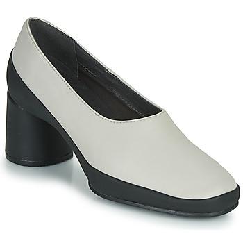 Shoes Women Heels Camper UPRIGHT Beige / Black