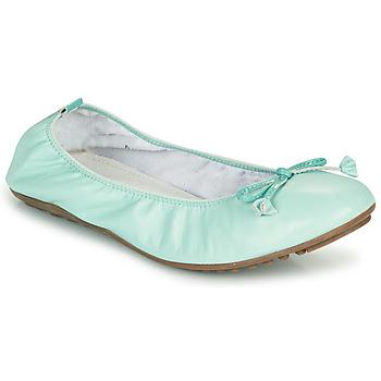 Shoes Women Flat shoes Mac Douglas ELIANE Blue