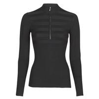 Clothing Women Jumpers Morgan MENZIP.N Black