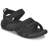 Shoes Women Sandals Teva TIRRA Black