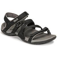 Shoes Women Sandals Teva ASCONA SPORT WEB Black