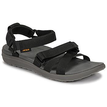 Shoes Women Sandals Teva SANBORN MIA Black