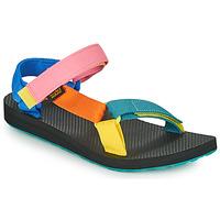 Shoes Women Sandals Teva ORIGINAL UNIVERSAL Multicolour