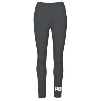 Clothing Women Leggings Puma ESS LOGO LEGGING Grey / Dark