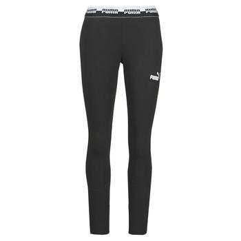 Clothing Women Leggings Puma AMPLIFIED LEGGING Black