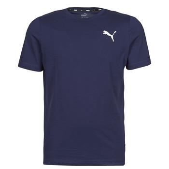 Clothing Men Short-sleeved t-shirts Puma ESS TEE Marine