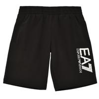 Clothing Boy Shorts / Bermudas Emporio Armani EA7 3KBS52-BJ05Z-1200 Black