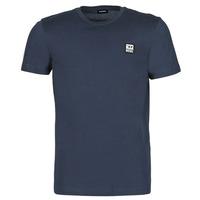 Clothing Men Short-sleeved t-shirts Diesel A00356-0AAXJ-81E Marine