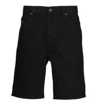 Clothing Men Shorts / Bermudas Diesel A02648-0HBAG-02 Black