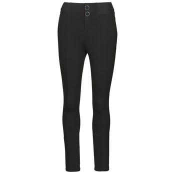 Clothing Women Leggings Guess SEBASTIANA LEGGINGS Black