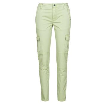 Clothing Women Cargo trousers Guess SEXY CARGO PANT Green