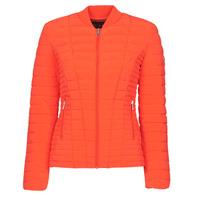 Clothing Women Duffel coats Guess VERA JACKET Red