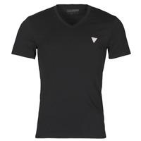Clothing Men Short-sleeved t-shirts Guess VN SS CORE TEE Black